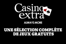 Les jeux CasinoExtra